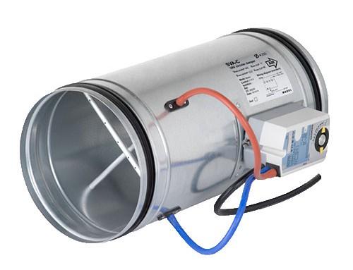 Air flow control VAV and CAV dampers