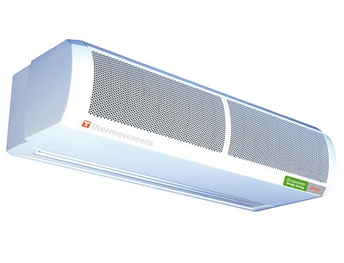 Cortinas de Aire Ambiente, calefacción Eléctrica o  Agua