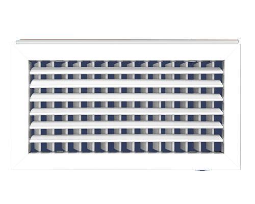 Rejillas de ventilación aire