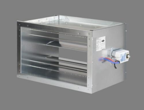 Madel actualiza su gama de compuertas VAV & VAC