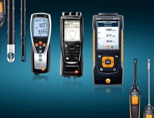 Nuevo instrumento de medición para todas las aplicaciones de climatización